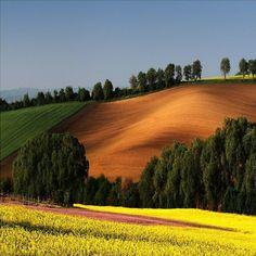 Landscape of Czechia