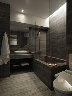 ✔ 65 bathroom design ideas with modern bathtub 33 Related - . - ✔ 65 bathroom design ideas with modern bathtub 33 Related – - Modern Bathrooms Interior, Bathroom Design Luxury, Dream Bathrooms, Master Bathrooms, Master Baths, Beautiful Bathrooms, Bath Design, Master Master, Bathroom Modern