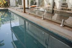 The Nulla Bluestone is smooth on the feet yet non-slip making it perfect to use around pools.