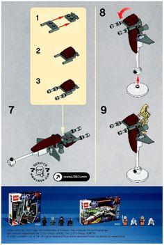 Star Wars - STAP [Lego 30058]