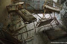 Zone Of Alienation – Pripyat: Hospital No 126 » Just Creepy…