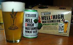 21st Amendment Hell or High Watermelon Wheat Beer