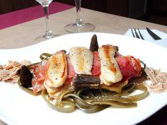 Restaurante La Perla Negra-- XIV Certamen Gastronómico de Restaurantes de Zaragoza -2013