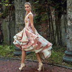 Bringing the glam to weddings everywhere is @galialahav. #tagabride looking for that unique bridal look. #GaliaLahav