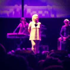 Thank you to @golgot12 for taking this #Instagram picture of the band #Blondie during the #ForNoiseFestival. We hoped you enjoy the concert. #RWInstaMusic #Music #Photography #Contest #Lausanne