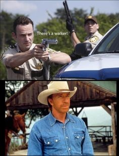 Walker!...Texas Ranger.