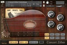 Concert Zither KONTAKT magesy.pro