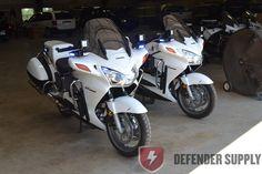 Honda Police Motorcycle http://www.defendersupply.com/