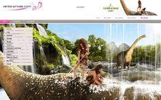 ¿Alguien necesita lavar un diplodocus? ¡Nuestros webdesigners os enseñan cómo!  #VPSummerCamp #venteprivee #webdesign