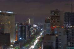Mexico City at night     Fabulous