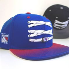 New York Rangers 'Gradient' Snapback // Now Available Online