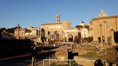 Todos los caminos conducen a Roma (Italia)