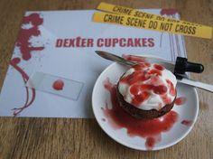 Vegane Dexter Cupcakes