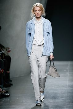 FASHION Magazine | Top Spring 2015 Trends: Sporty, kind of like aquamarine but not really