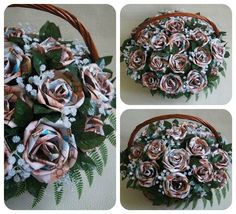 Money Bouquet, Money Origami, Succulents, Packing, Plants, Diy, Wedding, Bag Packaging, Valentines Day Weddings