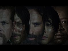 Abraham, Daryl, Rick, Glenn, Morgan | All For Nothing | The Walking Dead (Music Video) - YouTube