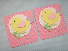 Capa para Pirulito confeccionados com papel de scrapbook e aplique de passarinho. Quantidade minima: 20 unidades Tamanho: 9cm alt x 8cm larg R$ 3,40
