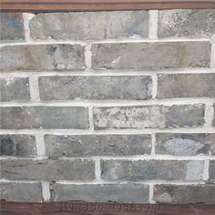 grey brick veneer - Google Search