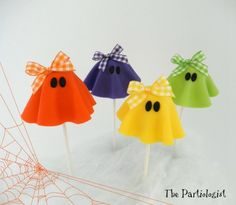 Cake Pop Ghouls | Fun Family Crafts