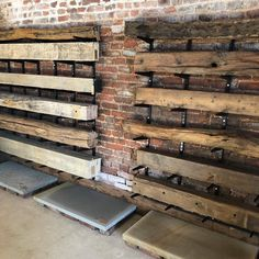 Wooden Beams FOR SALE: various wood beams and stone hearths. Visit our showroom and buy yours today! Perfect for creating a unique fireplace. Get in touch: 01995 607272 info@southplanks.co.uk #southplanks #reclaimedwood #reclaimedtimber #woodbeam #beams #fireplace #stonehearth #lintel #woodwork #beams #oak #frenchoak #fireside #yorkstone #antiqueoak #reclamationyard Timber Beams, Timber Flooring, Exterior Design, Interior And Exterior, York Stone, Reclamation Yard, Into The Woods, Reclaimed Timber, Fire Places