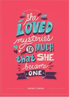 ~paper towns
