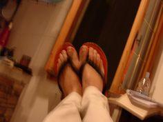on flip flop