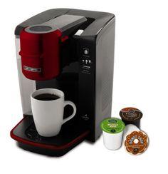 Mr. Coffee BVMC-KG6R-001 Single Serve Coffee Brewer Powered by Keurig Brewing Technology, Red Mr. Coffee,http://www.amazon.com/dp/B00FN3WCSC/ref=cm_sw_r_pi_dp_jge4sb17Z8J1P3V7