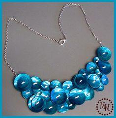 bib necklace button - Google 検索