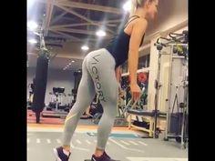 Rutina de ejercicios para glúteos y piernas sin pesas