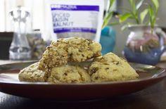 Spiced Raisin Walnut Scones  http://mazrafoods.com/spiced-raisin-walnut-scones/