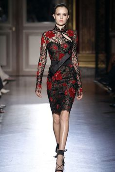 zuhair murad- LOVE...minus the bow @ the waist.