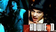 Howie makes a better vampire than Robert Pattinson.