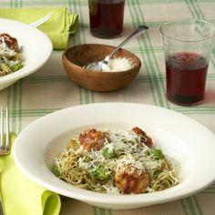 Turkey and Pancetta Meatballs