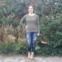 Stitch Fix: Olive and Oak Baldwin Pullover Sweater #stitchfix