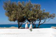 A Simple and Intimate Elopement Beach Wedding in Naxos Island, Cyclades Greece Naxos Greece, Greece Wedding, Wedding Photography, Island, Beach, Italy, France, Simple, Outdoor