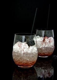 Mit Gin: Bramble Classic