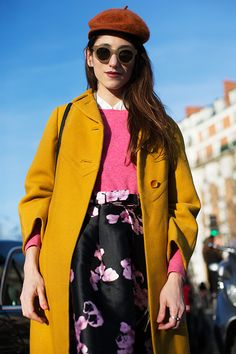 On the Street….After Dior, Paris - The Sartorialist