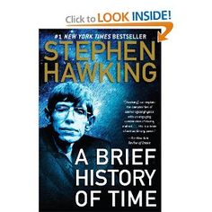 A Brief History of Time [Paperback]  Stephen Hawking (Author)
