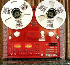 Vintage audio Reel to Reel Hi Fi Stereo