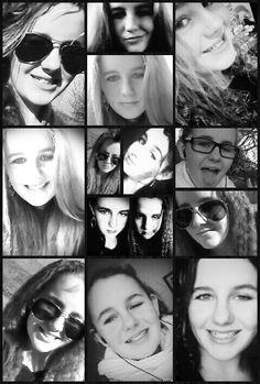 Lots of selfies