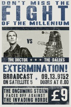 Who will be exterminated?