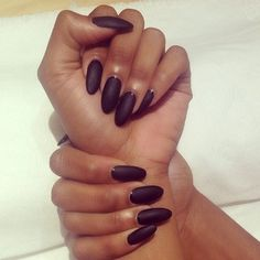 lana del rey matte nails | See more nail designs at http://www.nailsss.com/french-nails/2/