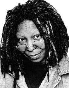 Whoopi Goldberg (1955) - American comedienne, actress, singer-songwriter, political activist, author and talk show host. Photo © Rainer Hosch