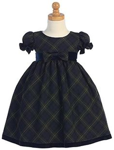 3f5c298f57e1 28 Best Christmas Dresses images | Girls holiday dresses, Holiday ...
