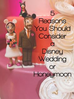 5 Reasons You Should Consider a Disney Wedding or Honeymoon - From Budget Fairy Tale and That Bride's Got Moxie
