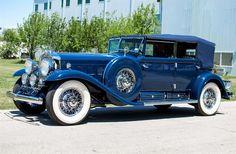 1931 Cadillac 452A V-16 (Watta beauty!)