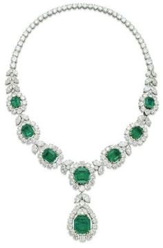 Necklace    Van Cleef & Arpels, 1960