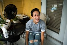 """Some victims of the shooting had their sexuality revealed accidentally. But for some, the massacre spurred coming out. """"I just had to let them know,"""" said one 19-year-old who told his parents."""