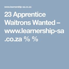 learnerships 2019 / matriculants jobs, apply online learnership programme, learnerships for matriculants, training opportunities Good Communication Skills, Apply Online, Secondary School, All About Time, How To Apply, Middle School, High School