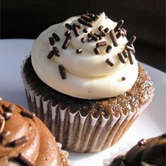 with Chocolate Buttercream Frosting and Bourbon Glaze | Recipe ...